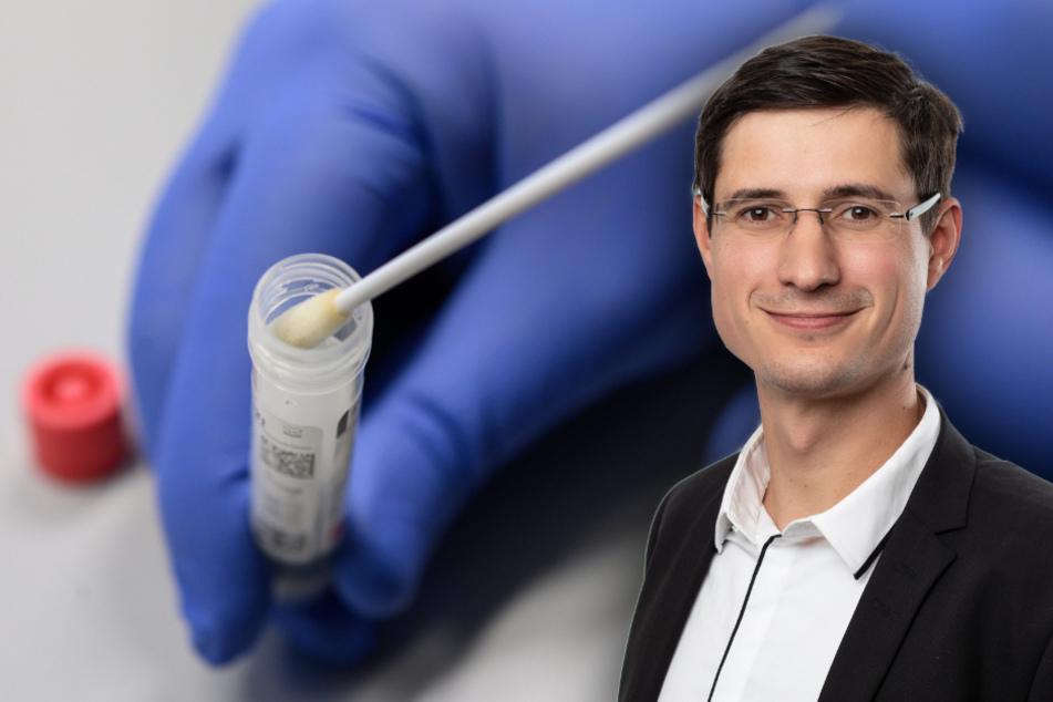 Überprüfen wir uns zu Tode? Sächsischer Labor-Chef warnt vor Corona-Test-Flut