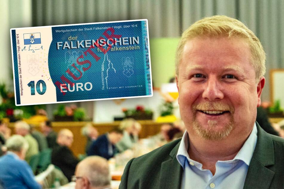Um Innenstadthandel anzukurbeln: Bürgermeister aus dem Vogtland hat eine pfiffige Idee