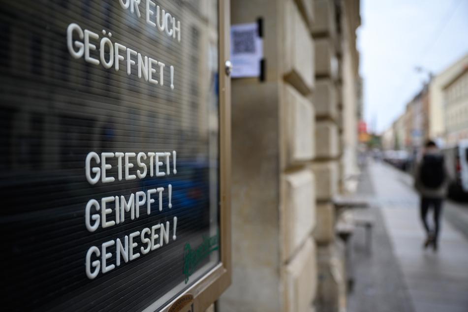 Dresden: Coronavirus in Dresden: Sachsenweite Inzidenz erhöht sich langsam weiter