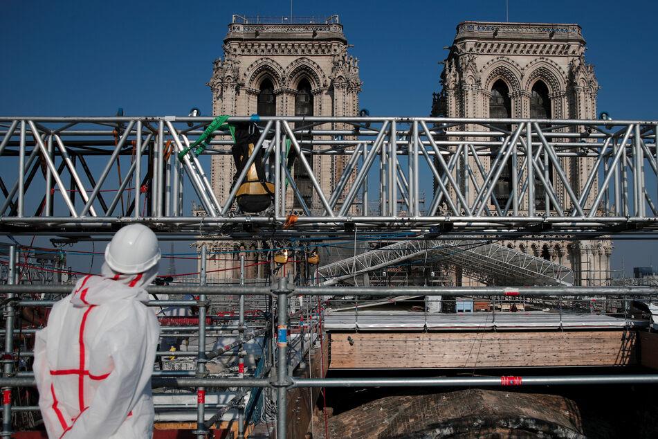 Beschädigte Kirchenfenster von Notre Dame: Restaurierung in Köln ab 2022