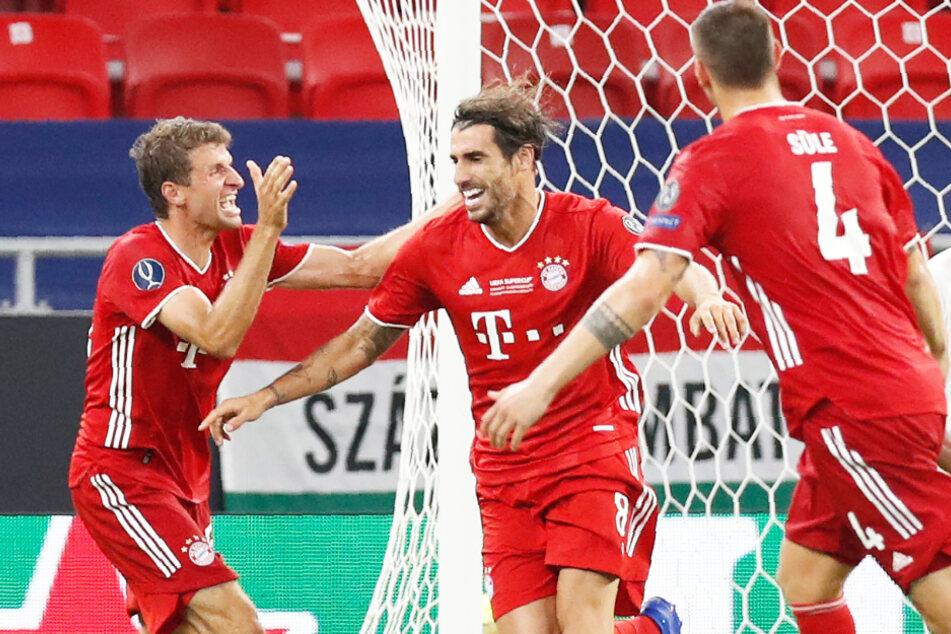 Javi Martínez (32, M.) konnte mit dem FC Bayern München in seiner Zeit an der Säbener Straße enorme Erfolge feiern, war eine wichtige Stütze.