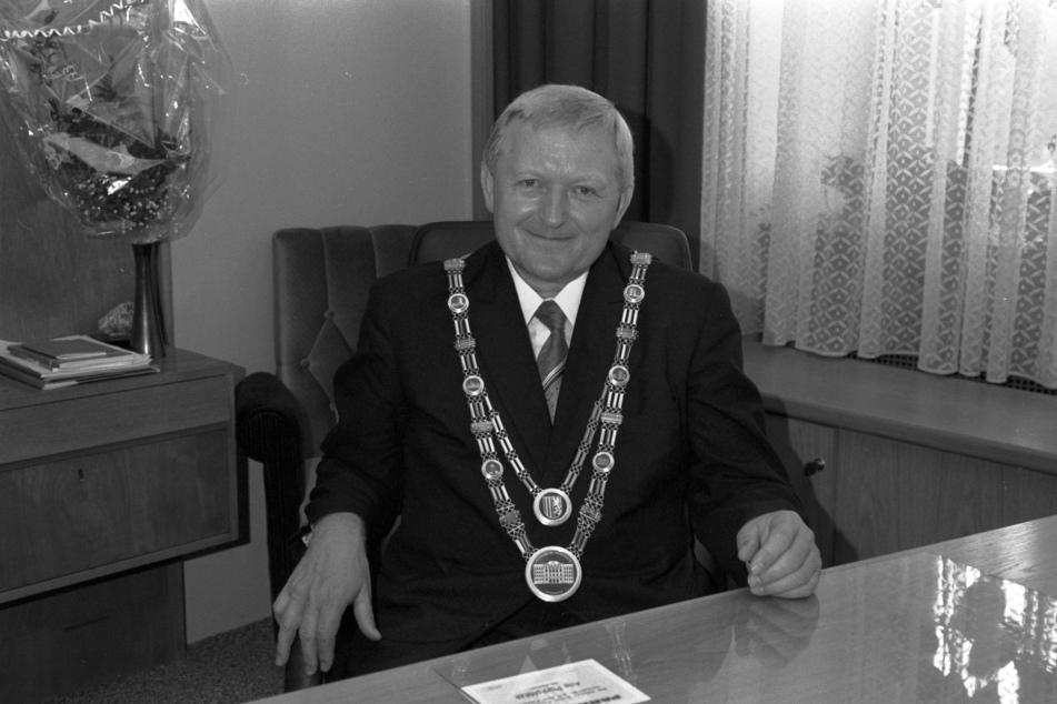 Prof.Dr.Günther Hecht verstarb im Alter von 82 Jahren.