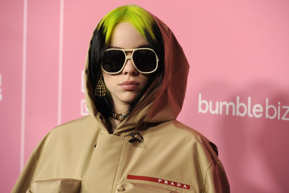 Billie Eilish (19) soll derzeit an einem neuen Album arbeiten.