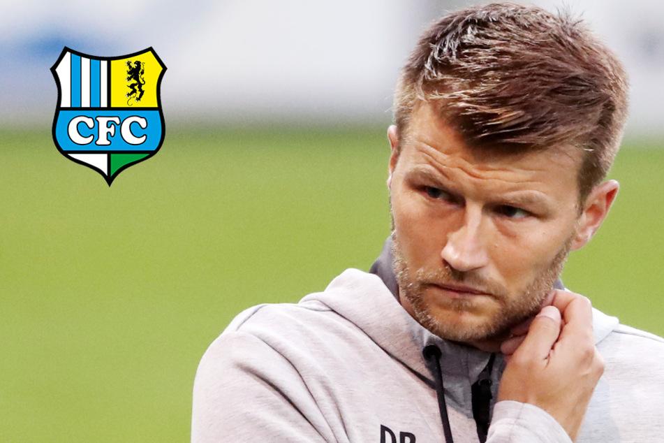 """CFC-Trainer Berlinski nach Babelsberg-Match: """"Sehr bitter und schade"""""""