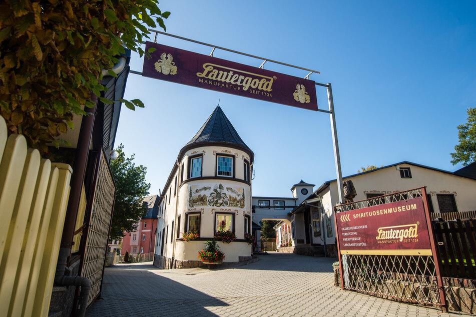 Der Spirituosenhersteller mit Sitz in Lauter-Bernsbach ist dieser Tage sehr gefragt.