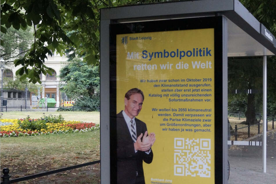 Gefälschte Plakate, Mahnwache: Stadtrat berät über Klimanotstand