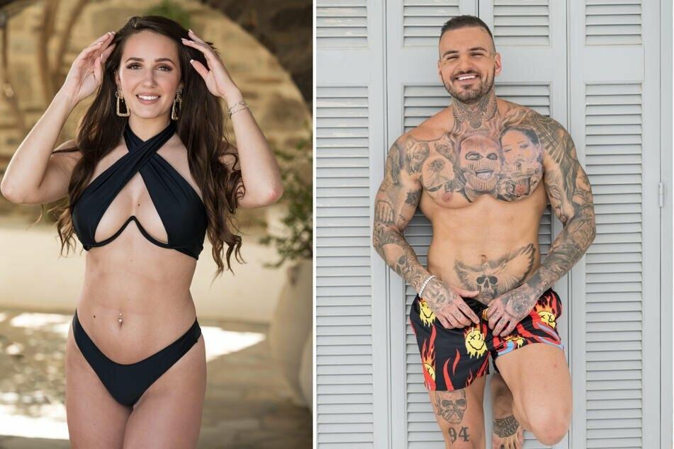 """Finnja Bünhove (22) hat bei """"Are You The One? – Realitystars in Love"""" erzählt, dass sie vor der Show einen Dreier mit Diogo Sangre (26) hatte."""