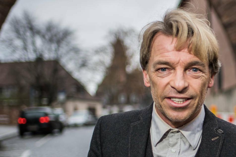 """Mit Filmen wie """"Kaspar Hauser"""" und """"Schlafes Bruder"""" wurde André Eisermann in den 1990er Jahren zum Filmstar."""