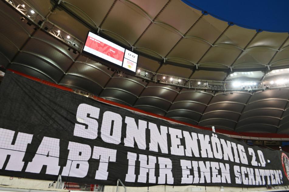 VfB-Ultras äußern sich deutlich im Machtkampf zwischen Thomas Hitzlsperger (38) und Claus Vogt (51).