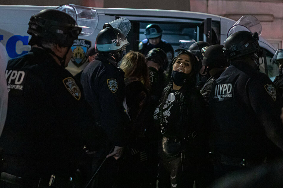 The lawsuit details disturbing incidents of police brutality in response to Black Lives Matter protesters.