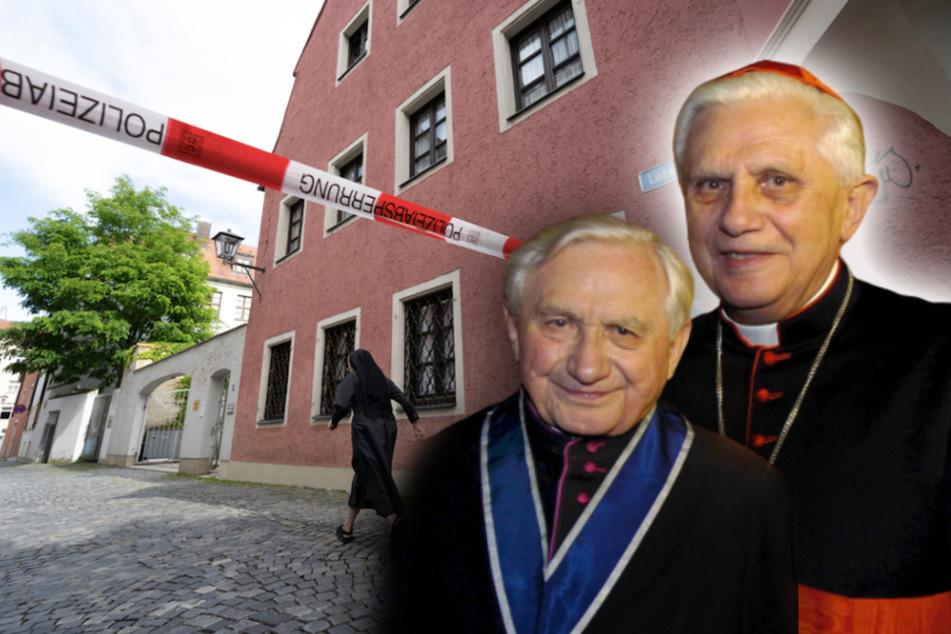 Papst Benedikt: Ist das das letzte Treffen mit seinem Bruder Georg?