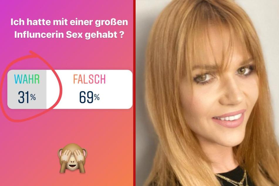 Mit diesem Geheimnis hätten Saras (30) Follower wohl nicht gerechnet!