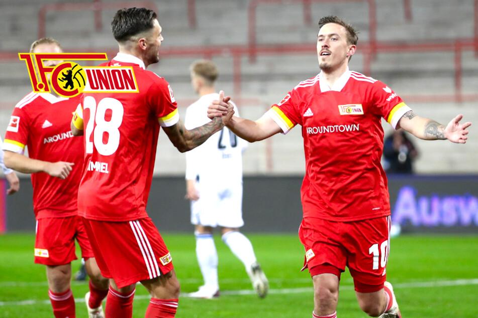 """Kruse stellt bei Union Elfmeter-Rekord ein und lässt sich feiern: """"Einfach Fußball gespielt"""""""