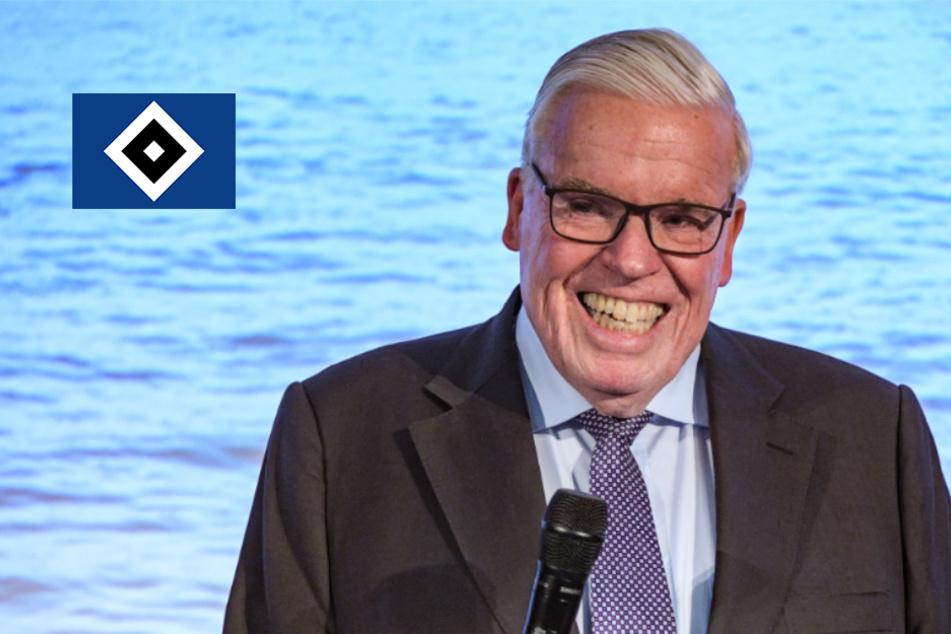 HSV-Investor Kühne begrüßt die Trennung von Vorstandsboss Hoffmann