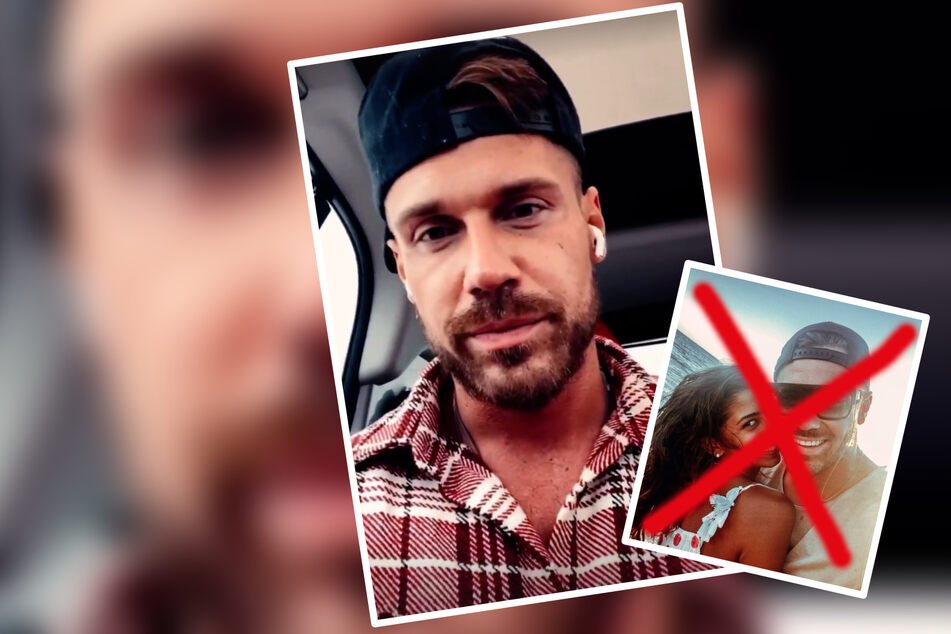 Bekam er Morddrohungen? Chris Stenz weist Hater nach Trennung von Eva zurecht