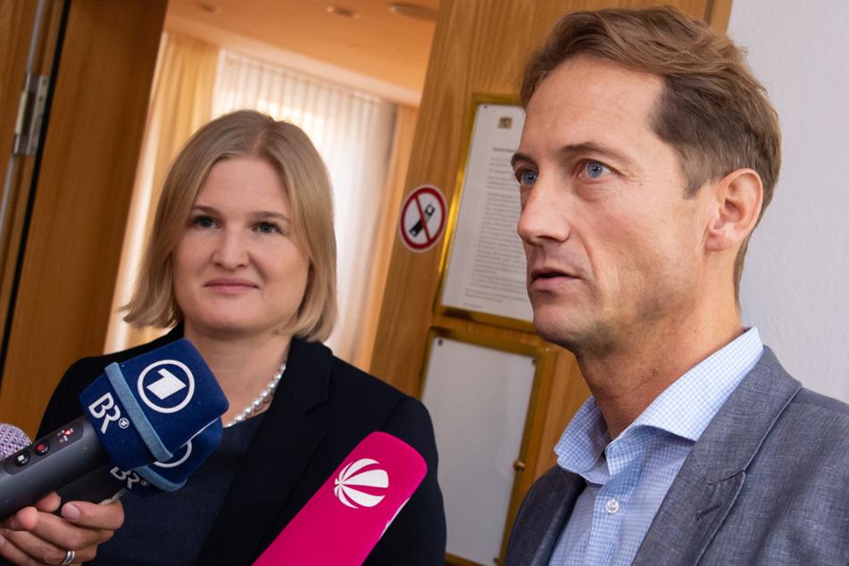 Bayern-AfD: Aufstand gegen Fraktionschefs im Landtag