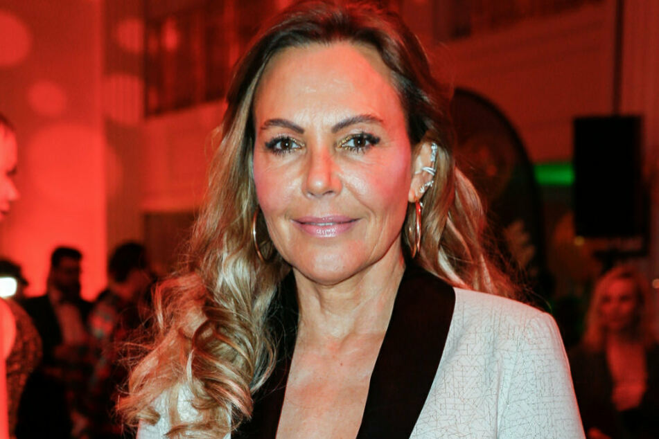 """Natascha Ochsenknecht (55) auf der Party von """"Movie Meets Media"""" im Hotel Adlon, die im Rahmen der 70. Berlinale stattfand. (Archivbild)"""