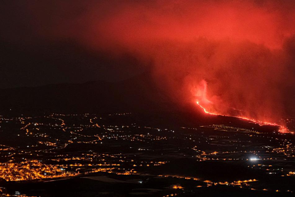 Vulkan ausgebrochen: Kein Flugverkehr nach La Palma