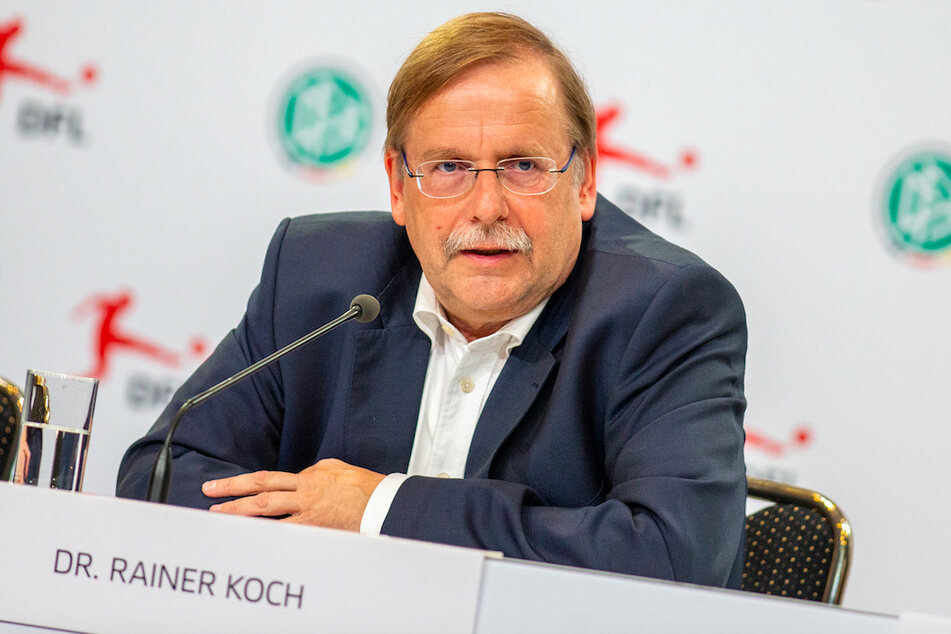 DFB-Vizepräsident Rainer Koch (62) sitzt vier weitere Jahre in der UEFA-Exekutive.