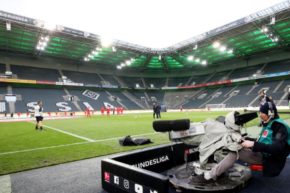 Die Bundesliga wird, wenn überhaupt, erstmal ohne Zuschauer weitergehen.