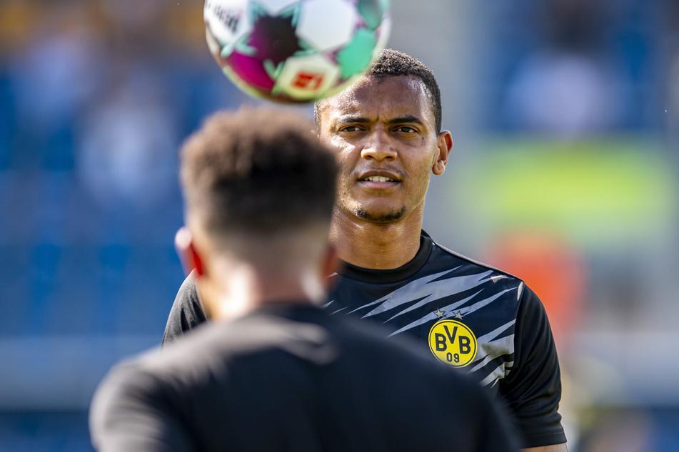 84 Pflichtspiele bestritt Manuel Akanji bislang für den BVB.
