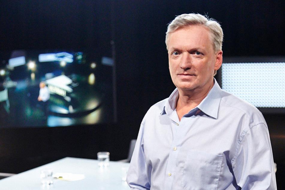 "Sportjournalist Rudolph Brückner (66) feiert sein Comeback beim ""Doppelpass"". (Archiv)"