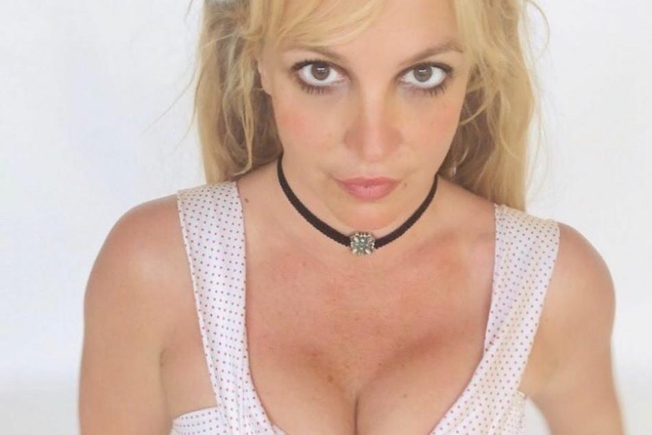 Auf Instagram fiel Britney Spears (38) in letzter Zeit vor allem durch ihre skurrilen Beiträge auf.