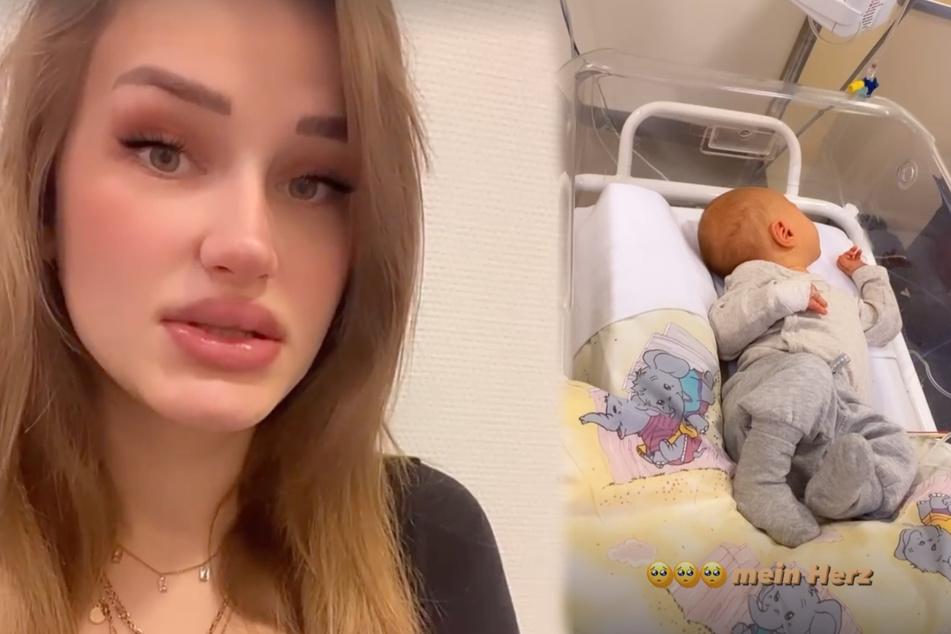 """GNTM-Neele völlig fertig im Krankenhaus: """"Alle setzen mich unter Druck"""""""