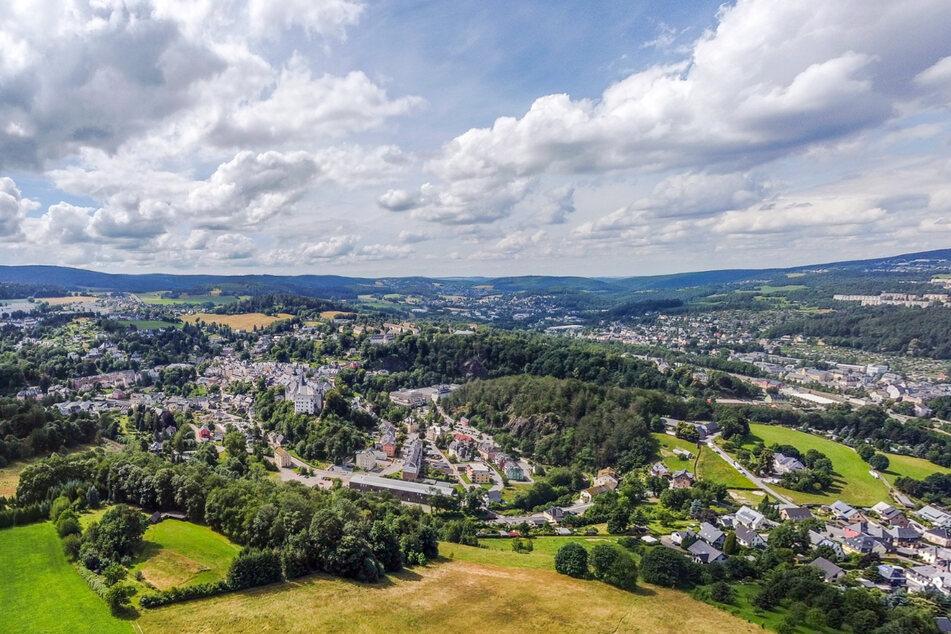 Schwarzenberg hat wie viele andere Kommunen in Sachsen mit Bevölkerungsschwund zu kämpfen.