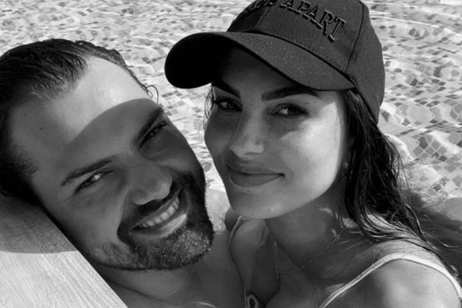 Jimi Blue Ochsenknecht (29) und Yeliz Koc (27) erwarten ihr erstes gemeinsames Kind.