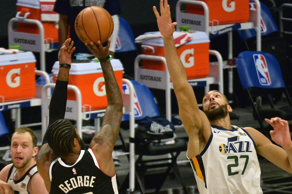 NBA: Rudy Gobert is the NBA's best defender for the third time in four years