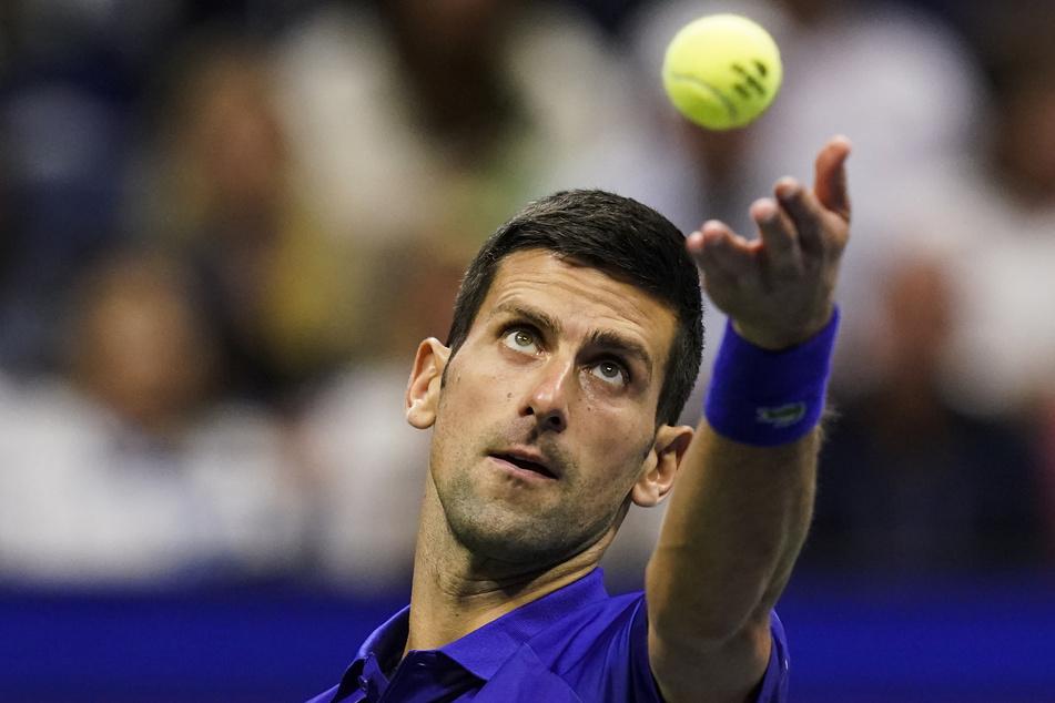Ist Tennis-Superstar Novak Djokovic (34) ein Impf-Verweigerer? Er will zumindest nicht verraten, ob er schon gegen das Coronavirus geimpft wurde.