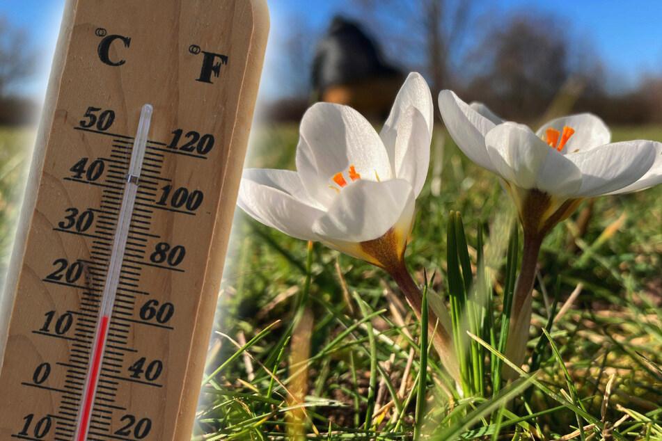 Extremwerte! 45,5 Grad Temperaturunterschied im Erzgebirge binnen weniger Tage