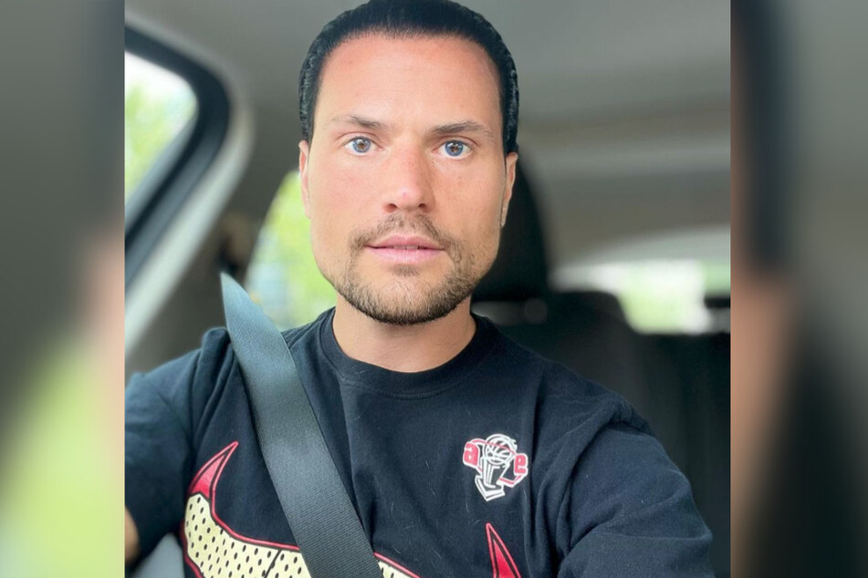 """Dem Schauspieler Rocco Stark (35) fiel die Teilnahme bei """"Take Me Out XXL"""" nicht leicht."""