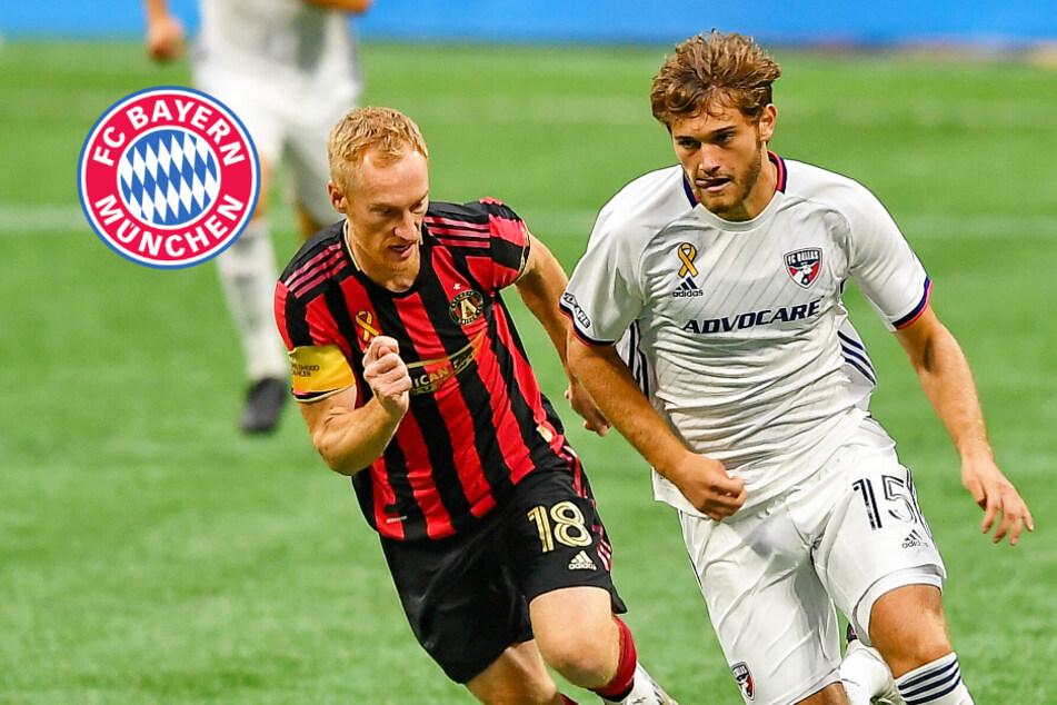 Nächstes US-Talent für den FC Bayern? Dieser Youngster soll schon bald sein Können zeigen!