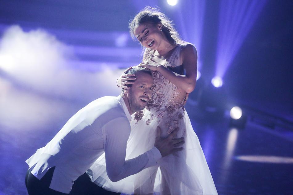 "Ekaterina Leonova (33), hier mit Pascal Hens, gewann zuletzt 2019 als Profi-Tänzerin bei ""Let's Dance""."