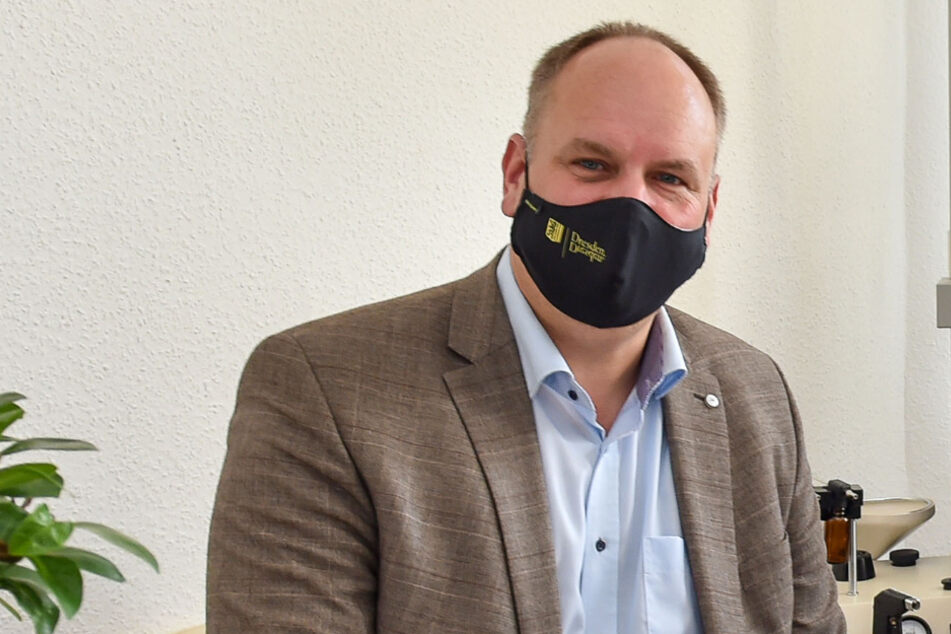 Dirk Hilbert im Krankenhaus: Dresdner OB musste operiert werden!