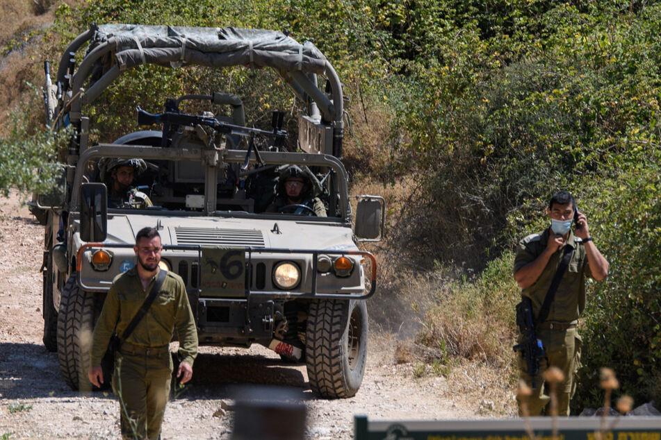 Konflikt mit Hisbollah: Israel verstärkt Truppen im Norden