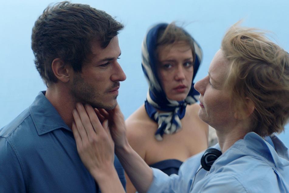 Als Mika (Sandra Hüller) Wind von der Affäre ihres Freundes Igor mit Margot bekommt, droht der Filmdreh zum Desaster zu werden.