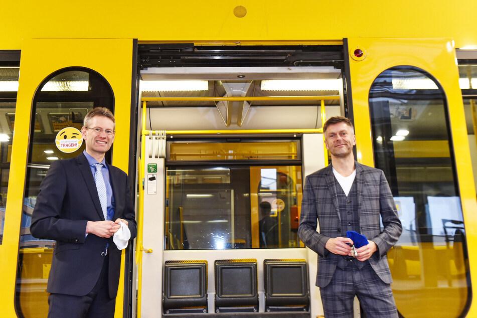 Lockdown hin oder her: DVB schon wieder bester ÖPNV-Anbieter in Deutschland!