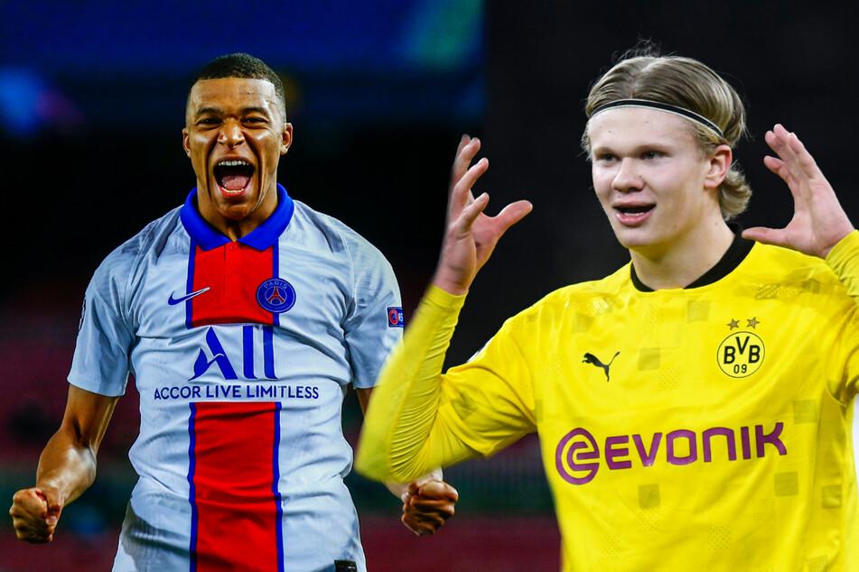 Real will Erling Haaland und Kylian Mbappé holen! Müssen dafür sieben Stars gehen?