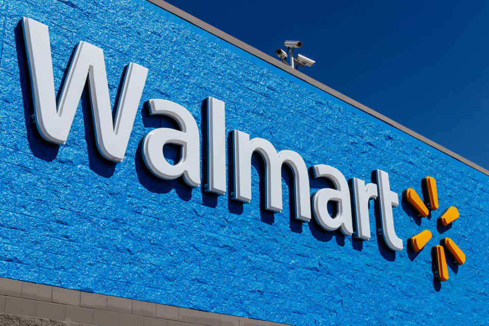 Walmart was once again the scene of a horrific family drama – this time in Doral, Florida (stock image).