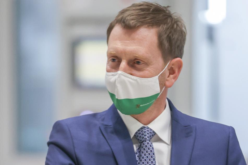 Dresden: Coronavirus in Dresden: MP Kretschmer schürt Hoffnungen auf Lockerungen im Sommer