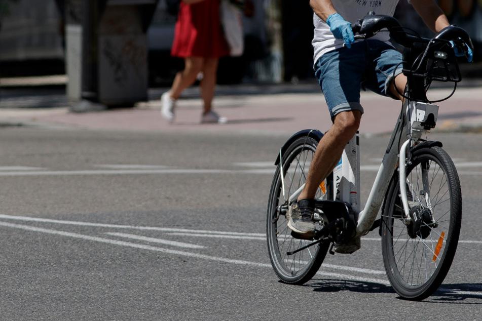 Mann verschenkt Fahrrad und will es zurück, dann muss die Polizei anrücken