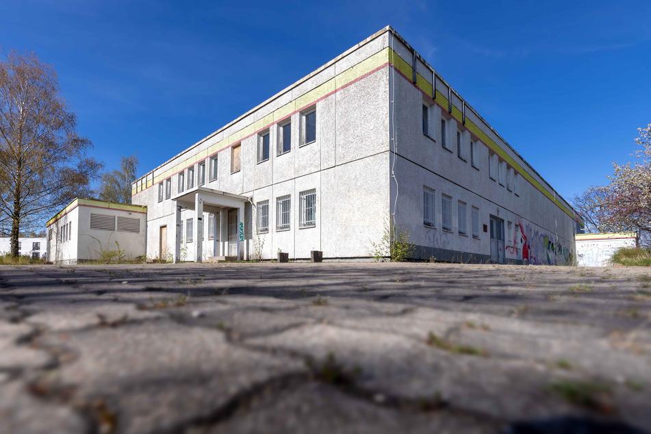Die leer stehende Kaufhalle in der Walter-Ranft-Straße soll wiederbelebt werden!