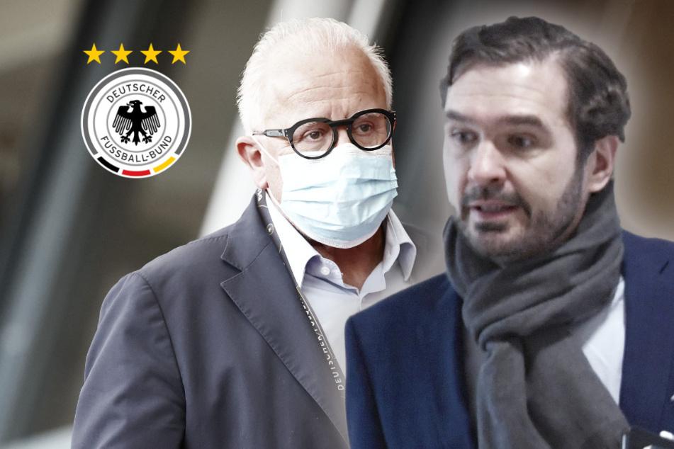 Beim DFB knallt's: Keller zum Rücktritt aufgefordert, Curtius das Vertrauen entzogen!