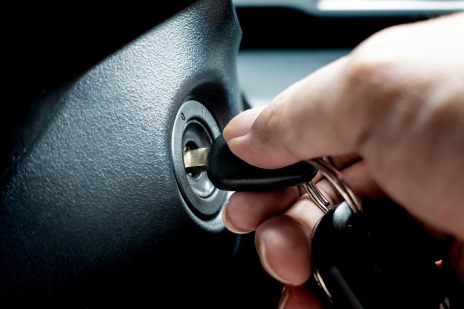Der Kia-Besitzer ließ seinen Wagen ungesichert stehen. (Symbolbild)