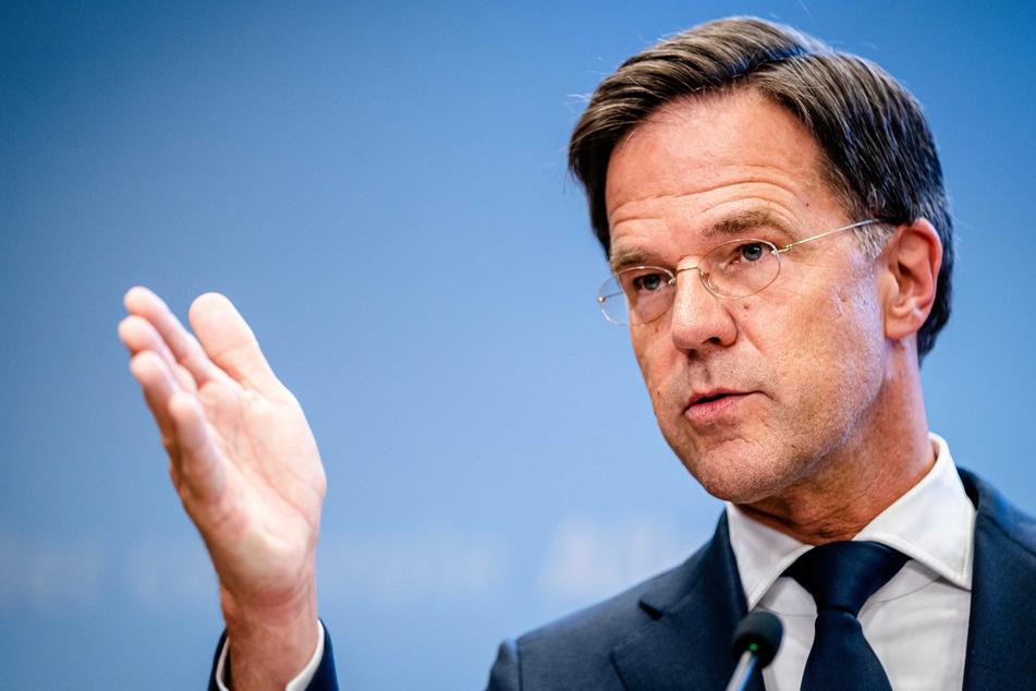 Hollands Premierminister Mark Rutte (54).