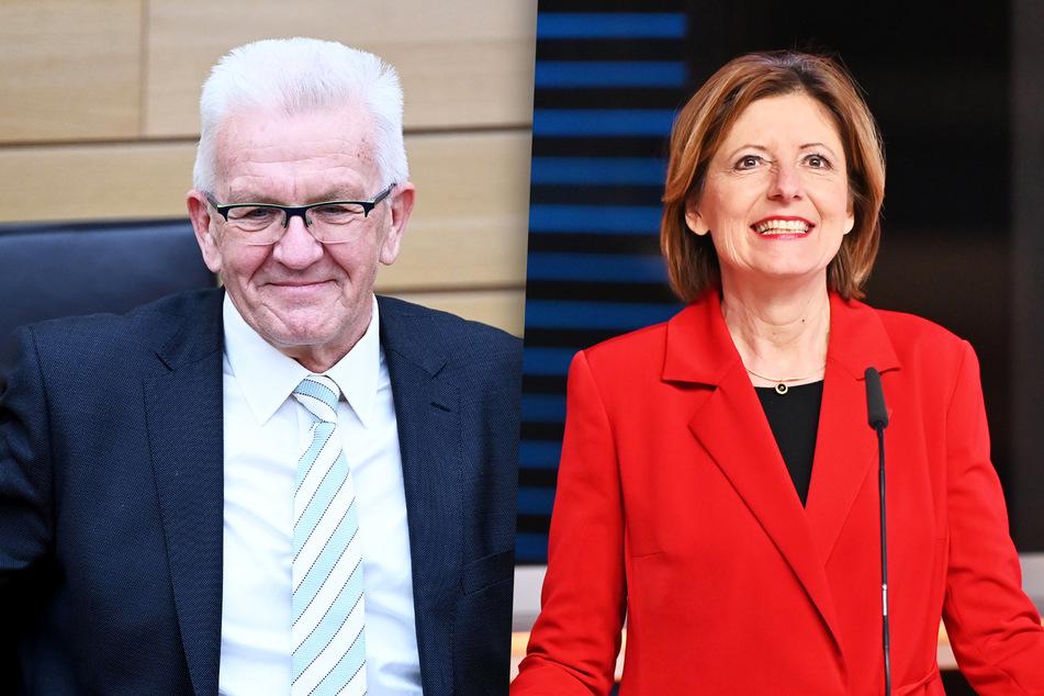 Viel Freude, bisschen Trauer: So reagieren Politiker auf die CDU-Klatsche