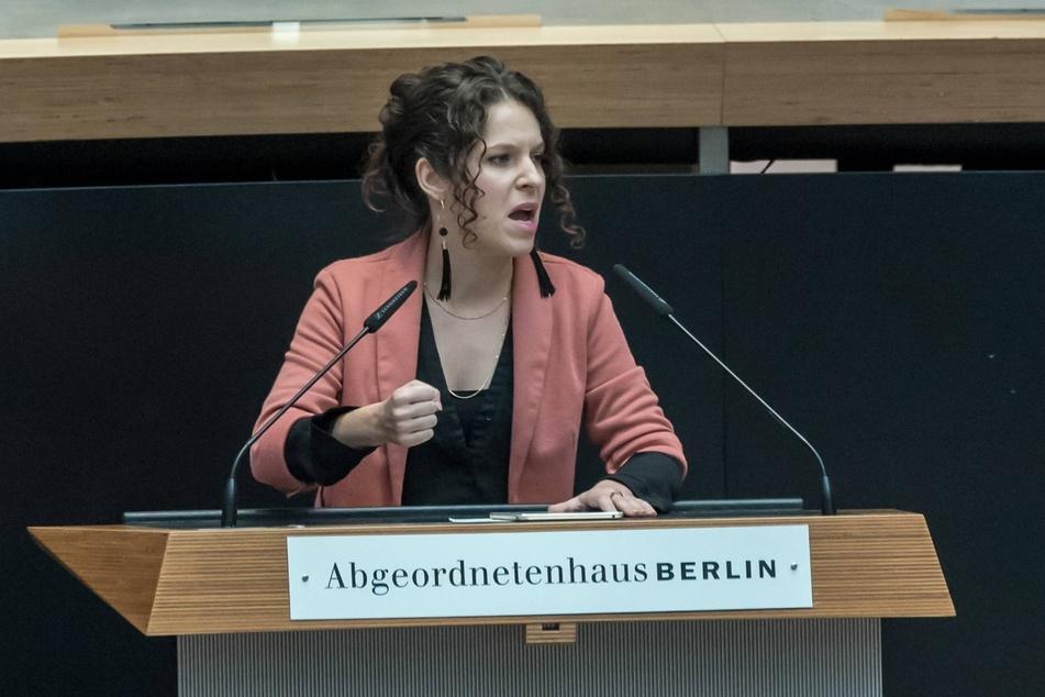 Anne Helm (33) ist nicht nur Politikerin, sondern auch Schauspielerin, Sängerin und Synchronsprecherin (synchronisiert u.a. Amber Heard).